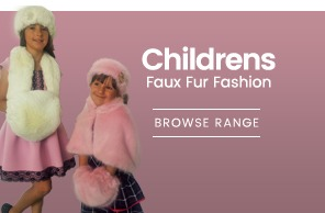 Childrens Faux Fur Fashion