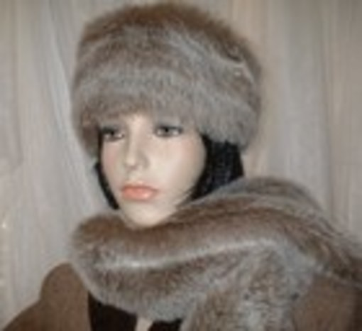 New Koala Faux Fur hats, Scarves and Accessories