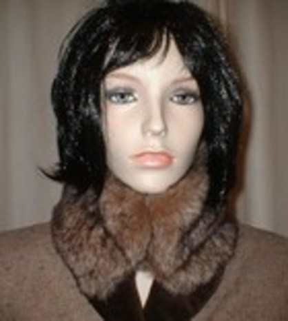 NEW. Delightful Faux Fur Collars