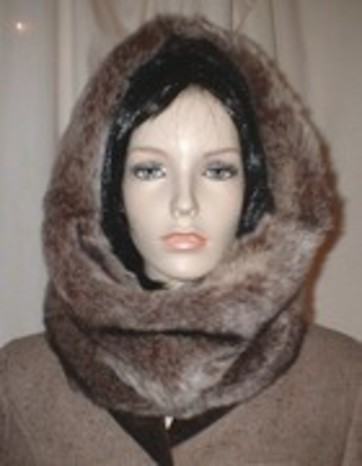 NEW Faux Fur Cowls/Neck Warmers